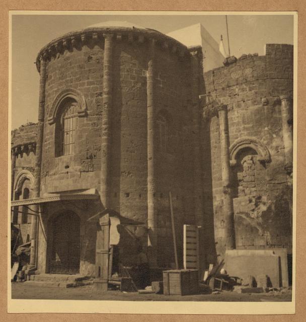 Louis Capuchin Crusader Church 1935