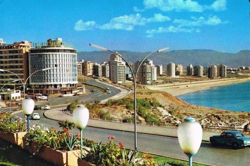 Ramlet El Bayda 1960s