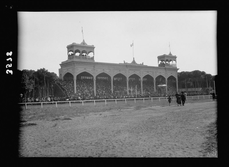 Beirut Race Track 1920s