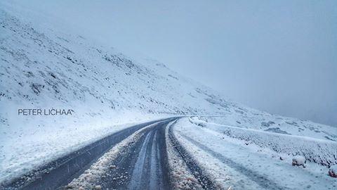 First Snow Lebanon - Ruby Storm (Ainata El Arez)