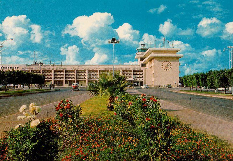 Beirut International Airport 1960s