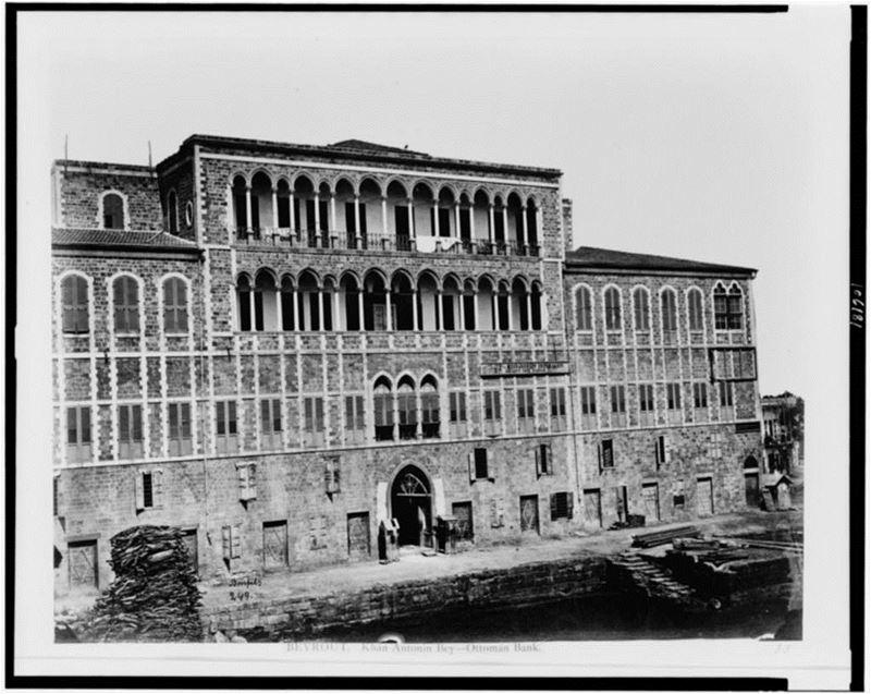 Khan Antonin Bey 1880s