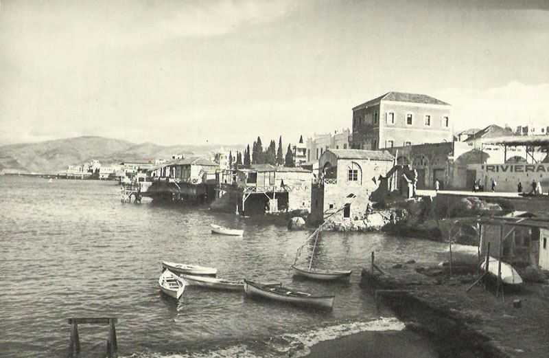 Beirut Seafront 1910s