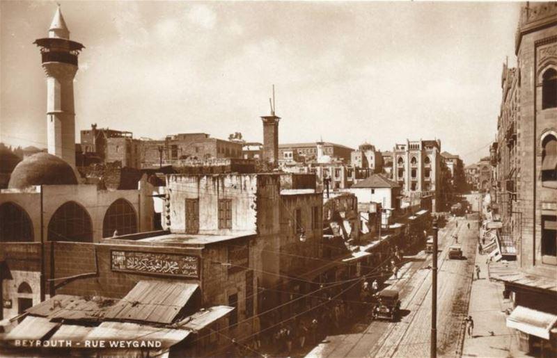 Weygand Street 1920s