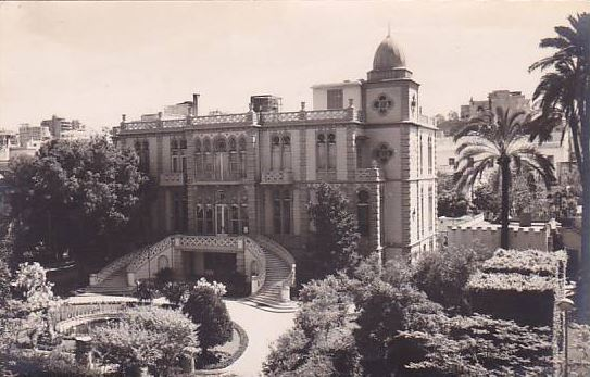 Sursock Palace 1920s
