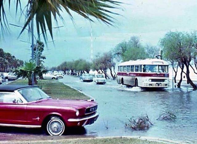 Beirut Corniche Al-Manara 1968