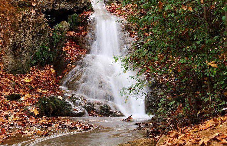 Waterfall in Ain Zeble💦