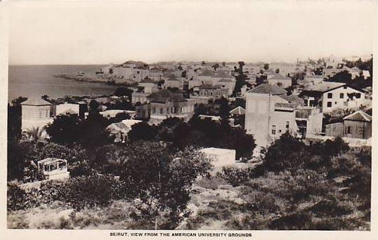 Beirut 1920s