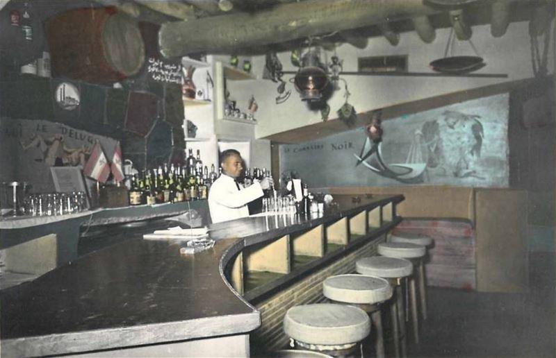 Palm Beach Club 1970s