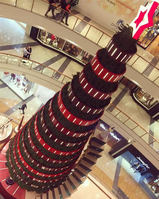 Season Greetings⭐️ (City Centre Beirut)