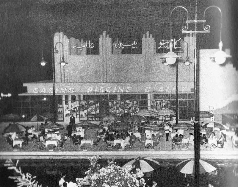 Casino Piscine Aley 1935