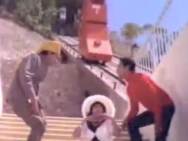 Un film indien à Harissa - 1968