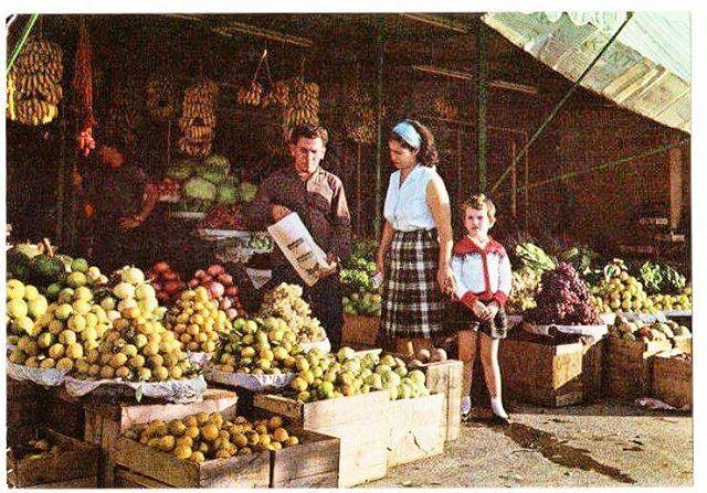 Beirut Souks 1969