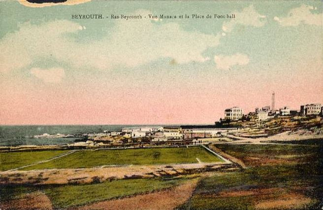 Ras Beirut 1920s