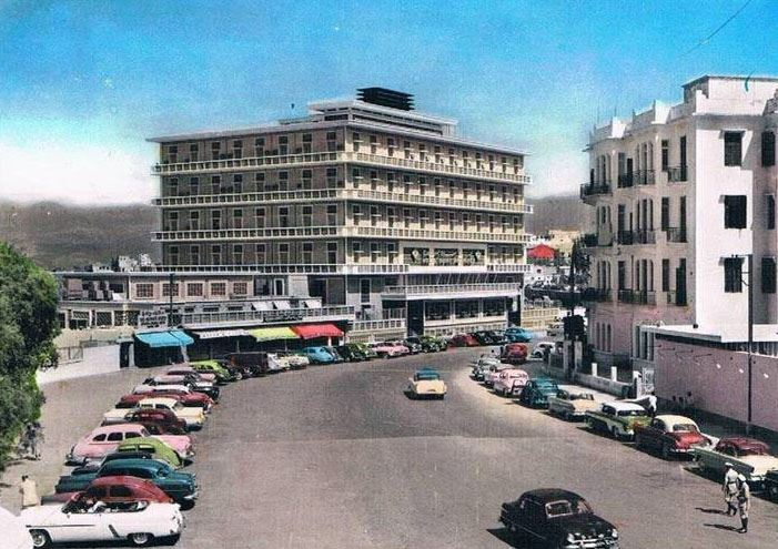 Hotel St. George  1950s