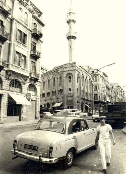 Foch Street 1972