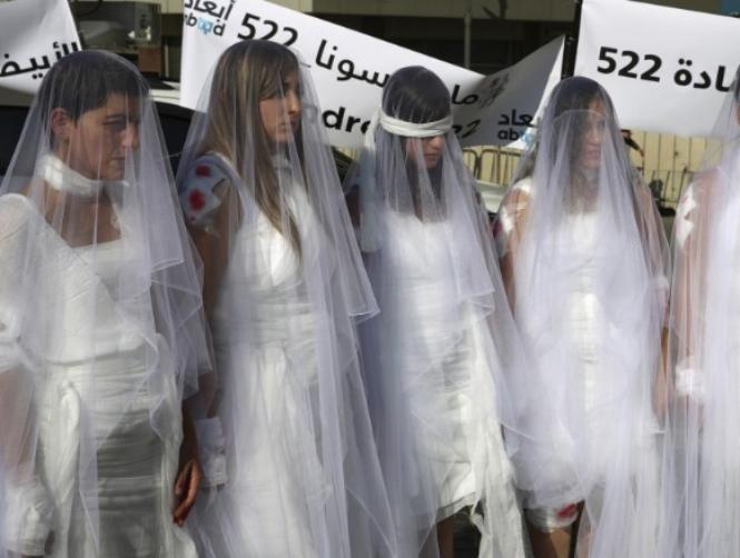 Lebanon Takes First Step to Abolish Marriage Rape Law