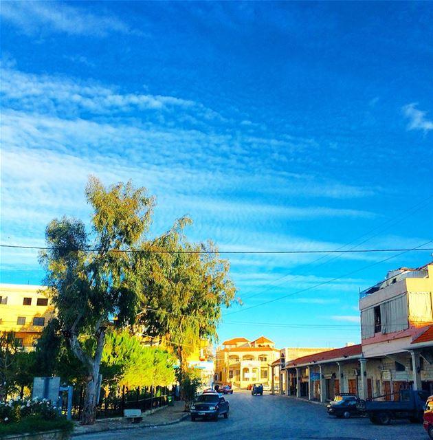 ساحة البلدة ، اليوم . (الطيبة - Al-Taybeh)
