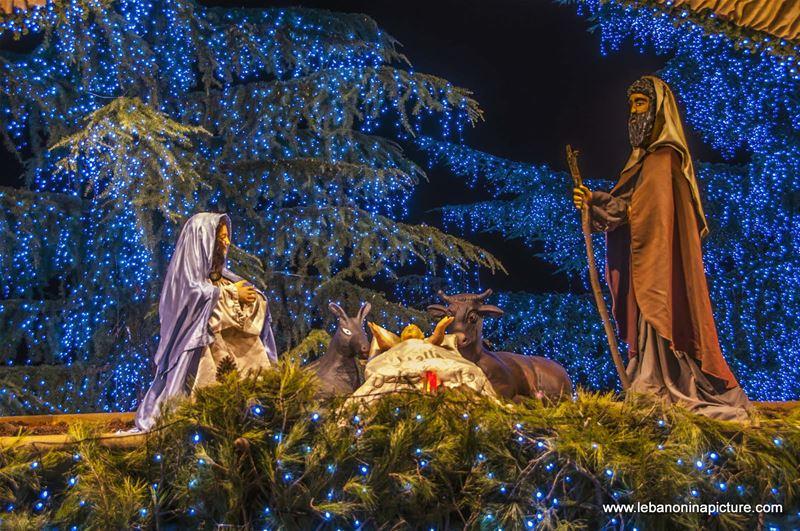 Christmas Grotto (Bikfaya, Lebanon)