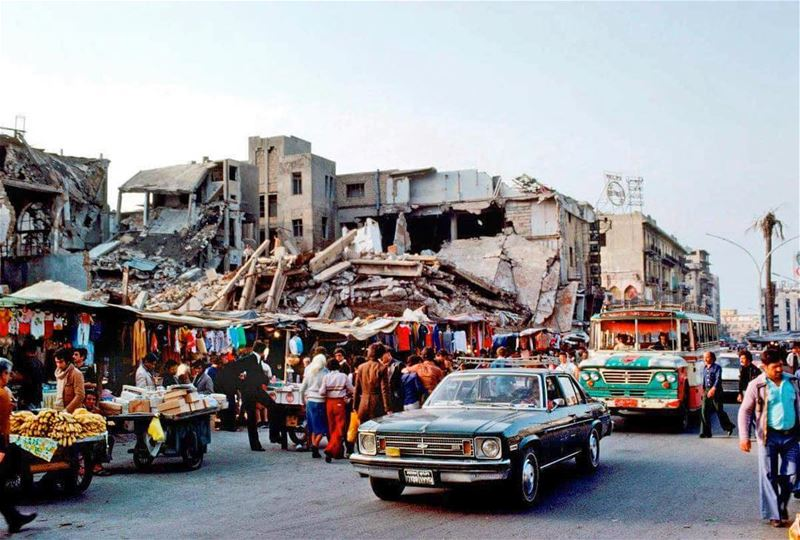 ساحة الشهداء ١٩٧٨