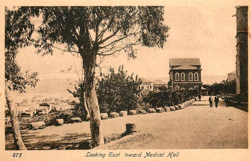 AUB 1910s