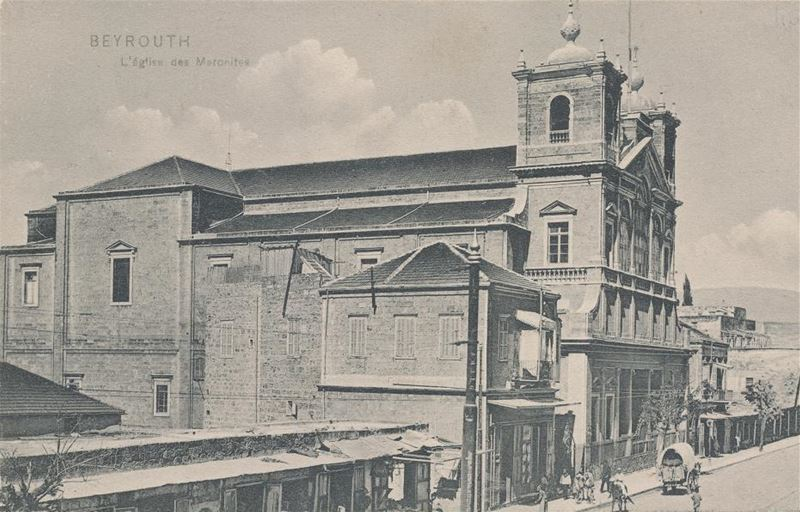 Saint Georges Cathedral  1910