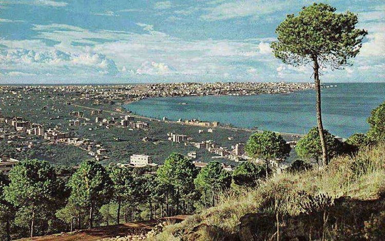 Antelias and Beirut 1964