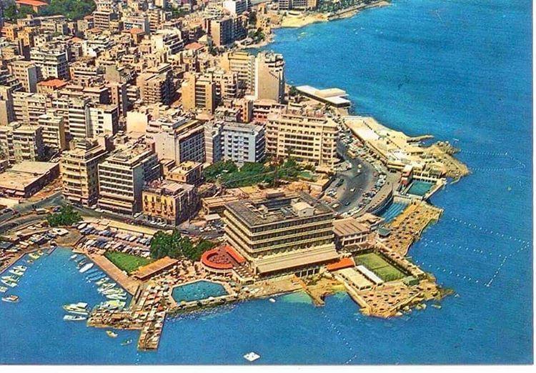 Beirut Minet Al-Hosn 1965