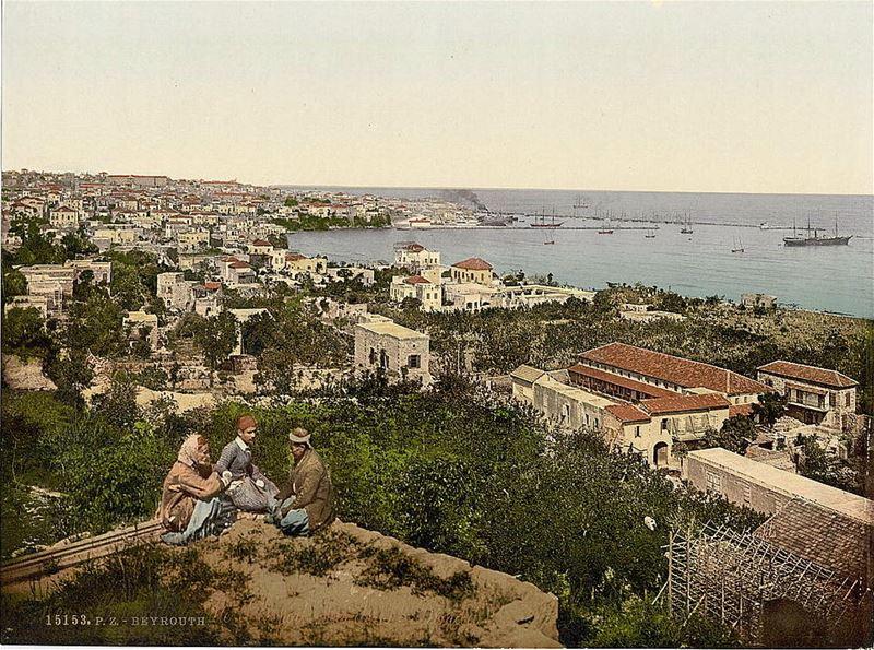Beirut 1890s