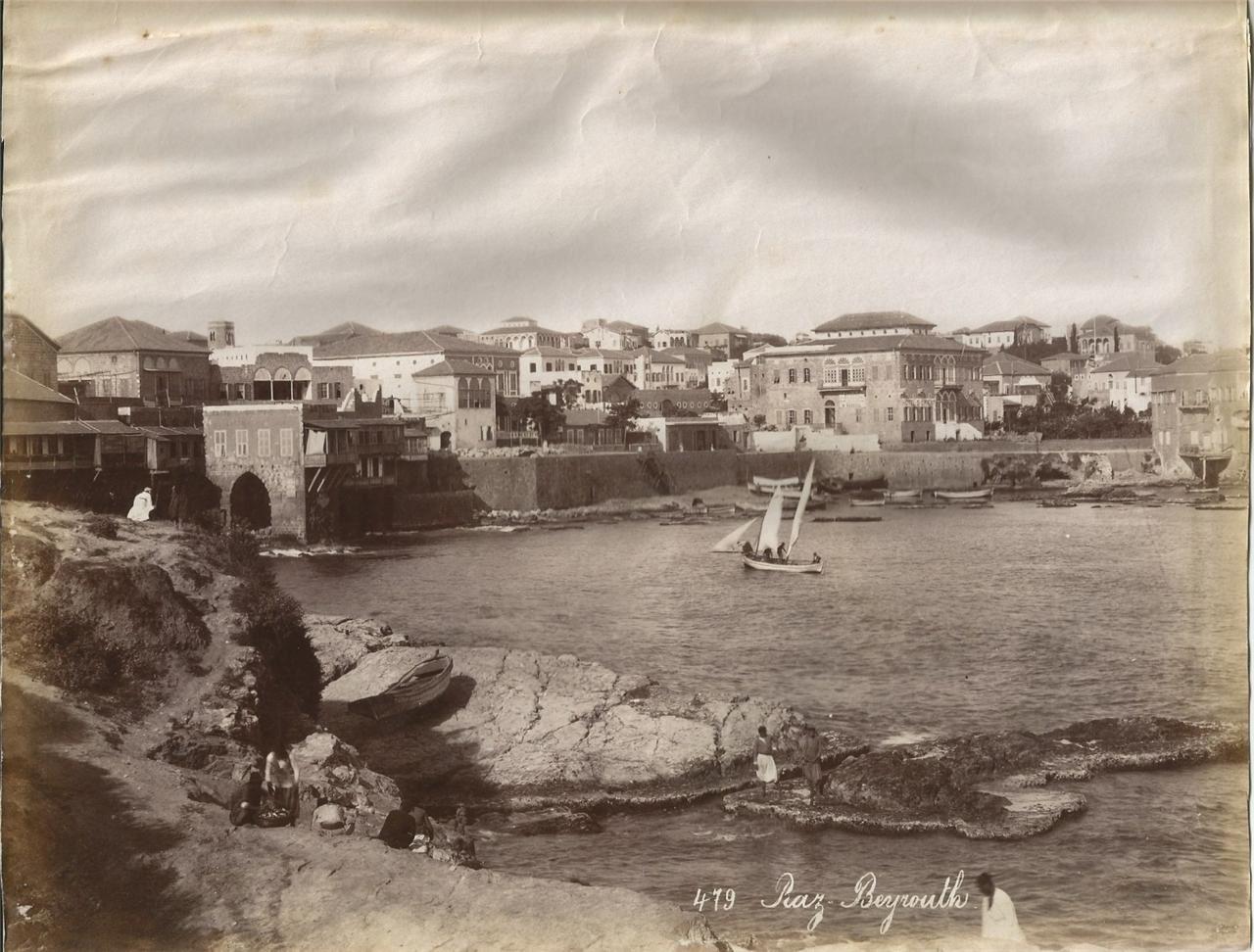 Beirut 1880s