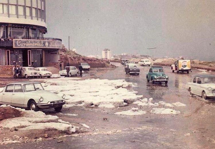 Beirut Ramlet Al Bayda 1963