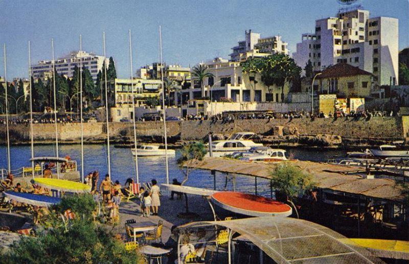 Hotel St. George Marina 1965