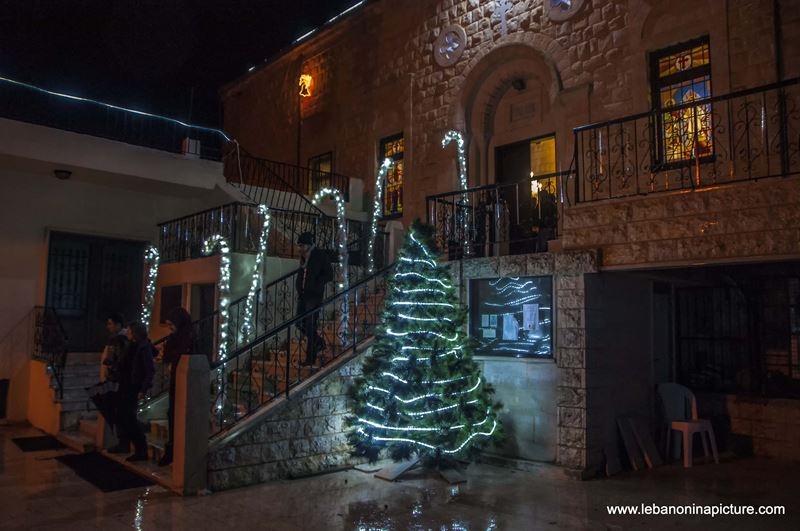 Christmas Decorations - Yaroun 2016