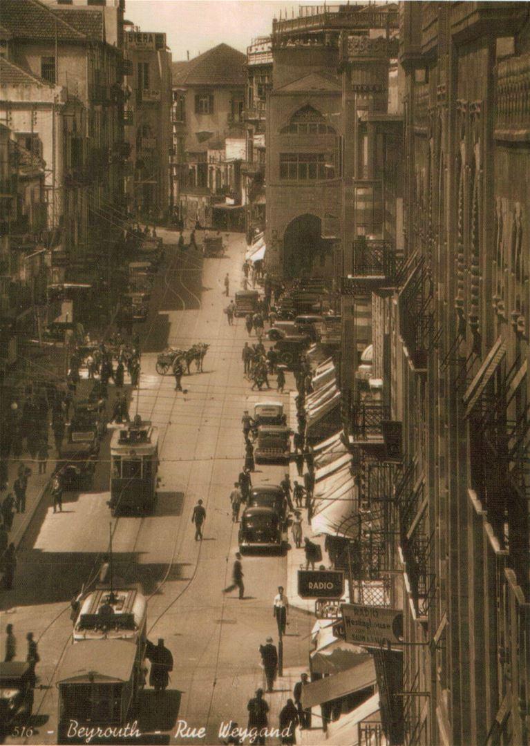 Weygand Street 1935