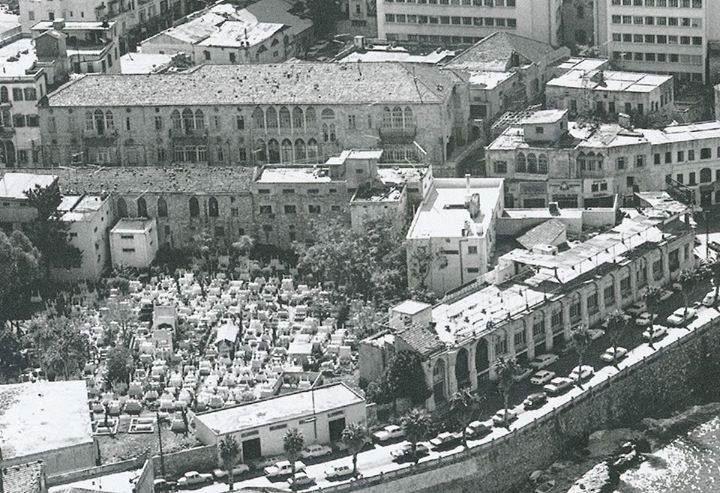 Avenue des Francais 1940s