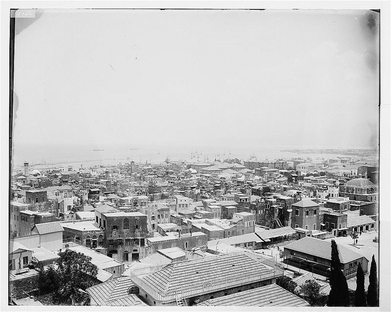 Beirut 1914
