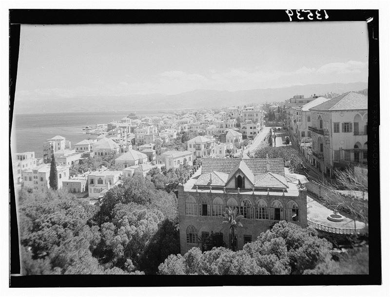 Beirut 1940s