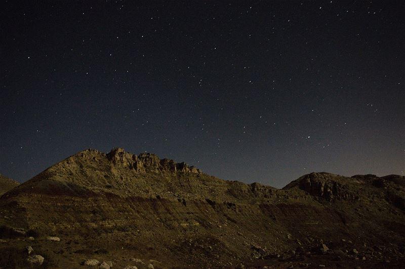 Laklouk by Night
