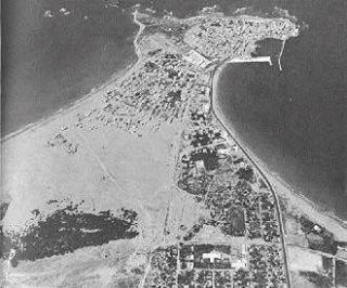 Tyre Aerial View 1931