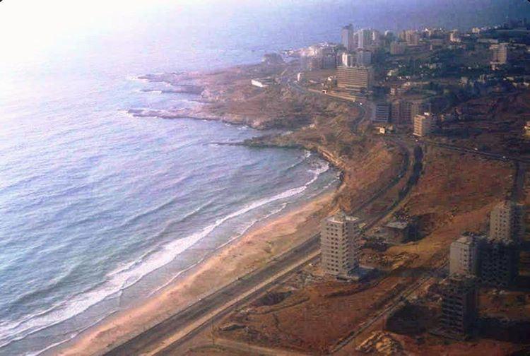 بيروت الرملة البيضاء ١٩٦٢