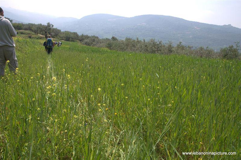 A Hiking in Rahbeh Akkar with Vamos Todos (Rahbeh, Akkar)