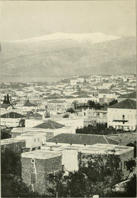 Beirut 1922