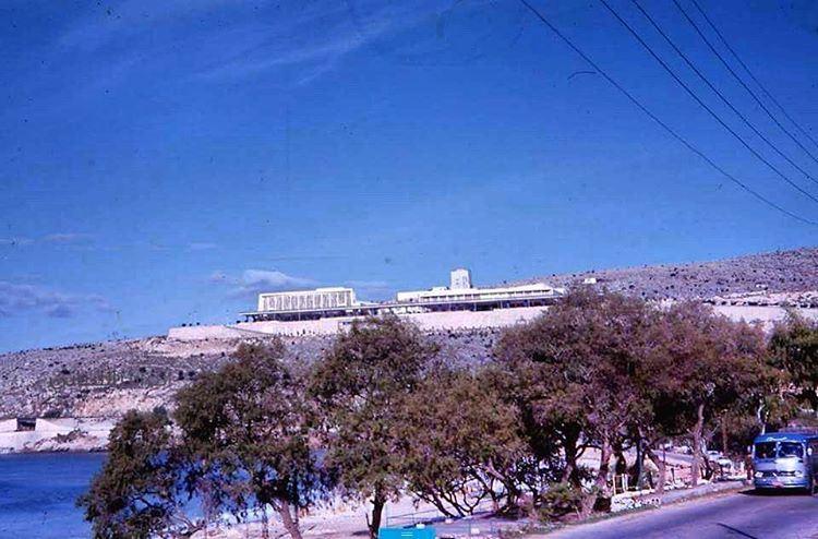 Beirut Casino Du Liban 1962