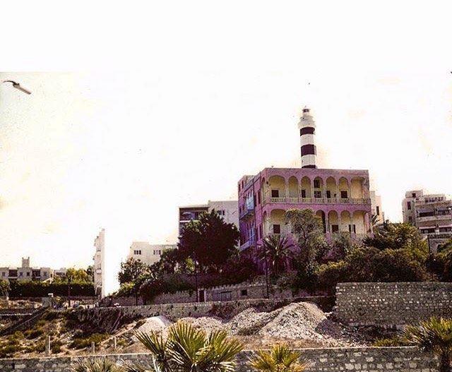 "#Beirut Al Manara 1955 ""The Rose House"""