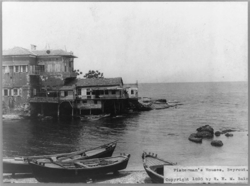 Fisherman's House 1895