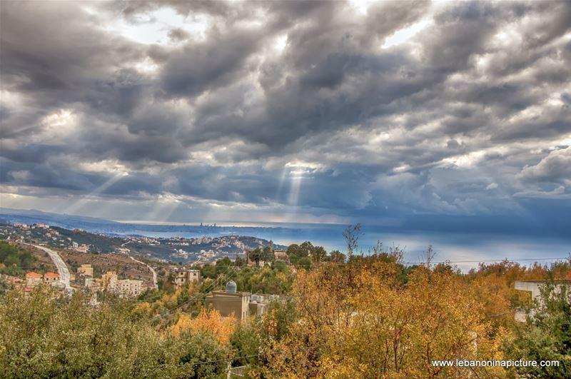 Jounieh, Beirut Under the Rays of Light (Zaaitra, Lebanon)