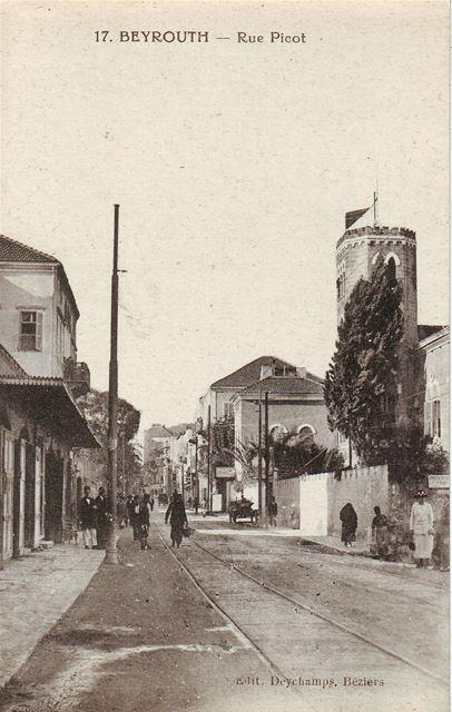 Picot Street 1920s