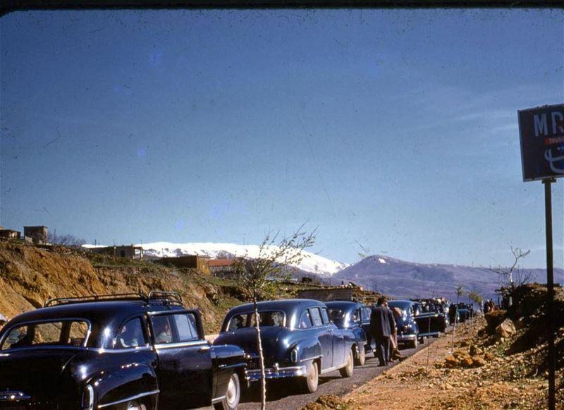 مريجات البقاع ١٩٥٤ ، Mrayjat Bekaa 1954