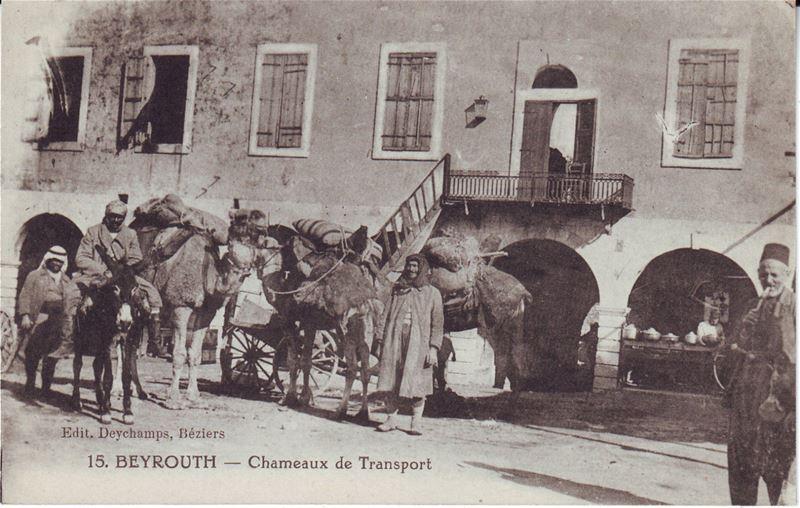 Lebanese Men 1910s
