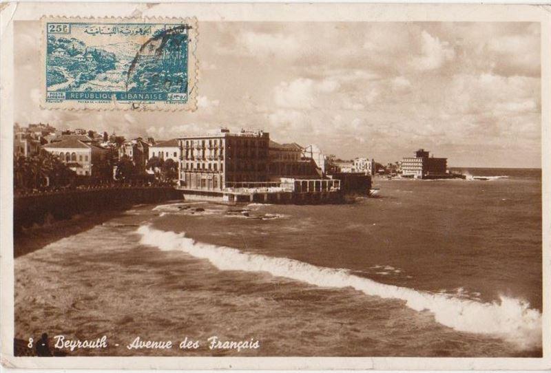 Avenue des Francais 1930s
